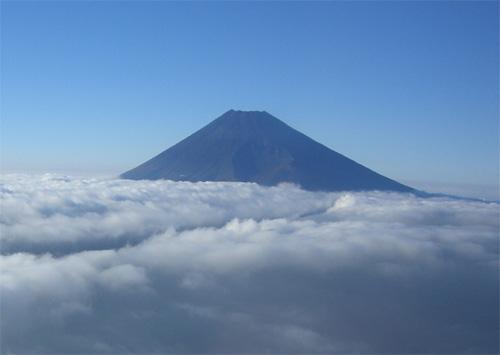 富士山2010