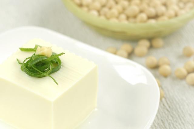 豆腐の写真